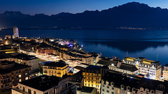 181231 Montreux crepuscule 1