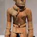 Kneeling Dignitary from Mali in the Metropolitan Museum of Art, February 2020