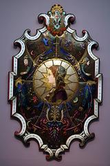 Panneau décoratif Clémence Isaure