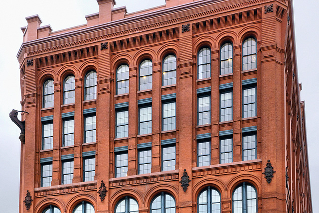 The Puck Building – Houston Street at Lafayette, New York, New York