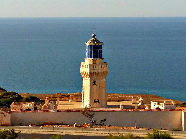 Phare de Cap Ivi