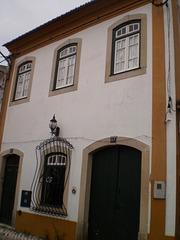 Old façade.