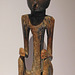 Dogon Seated Figure in the Metropolitan Museum of Art, February 2020