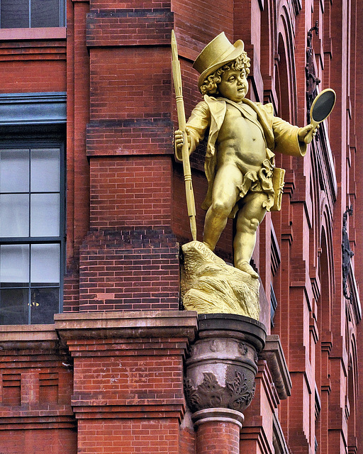 What Fools These Mortals Be! – The Puck Building, Houston Street at Lafayette, New York, New York