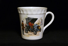 1901 Fiat Coffee Cup