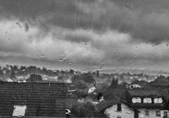 Heute aus meinem Fenster - Today from my Study Window (PiP)