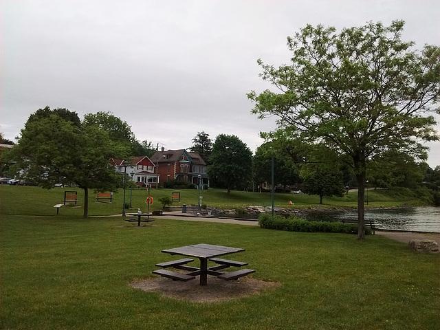 Pique-nique paisible / Peaceful picnic time