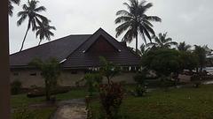 Zanzibar, Tropical Rainfall in the Rainy Season