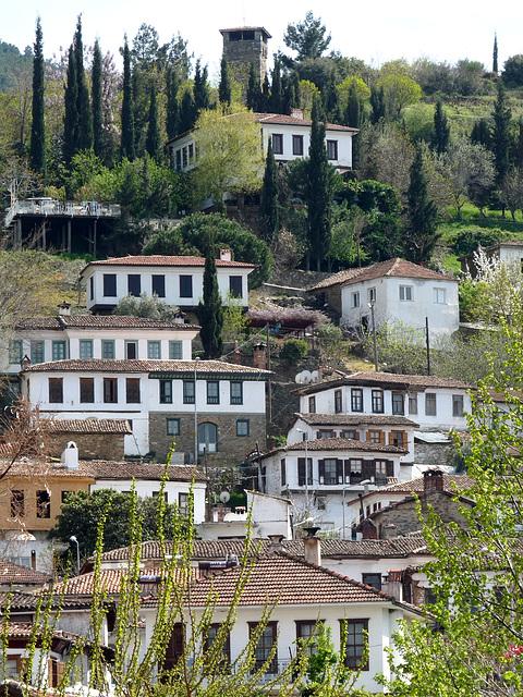 Sirince- Ottoman Houses