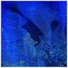 ...blue in blue...