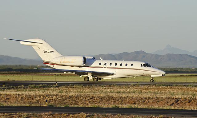 Cessna Citation X N935QS