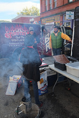 It was all about smoke -- and of course meat