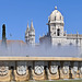 Ansicht aus dem Jardim da Praça do Império