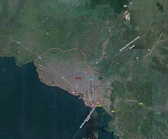 Goma, Norda Kivuo / Nord Kivu, DRK/RDC