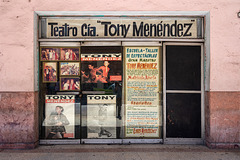 Cine Reina - Teatro Cinema Tony Menéndez