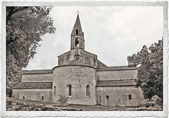 Abbaye du Thoronet (83) 1 octobre 2016.