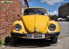 1976 VW Beetle 1300 - EF 9896