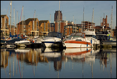 Unexpected Liverpool; marina, II