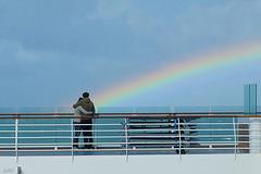 Over the rainbow ...