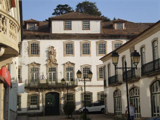 Loureiros Manor-house.
