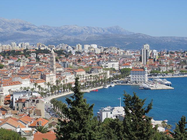 Split : Belvédère, 1