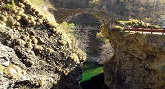 Valsesia -Val Mastallone- Ponte della Gula