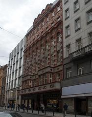 Prague architecture (#0654)