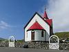 die kirche von sandavagur