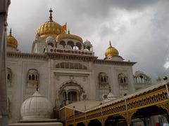 Sikh Temple Gurudwar Bangla Saheb.