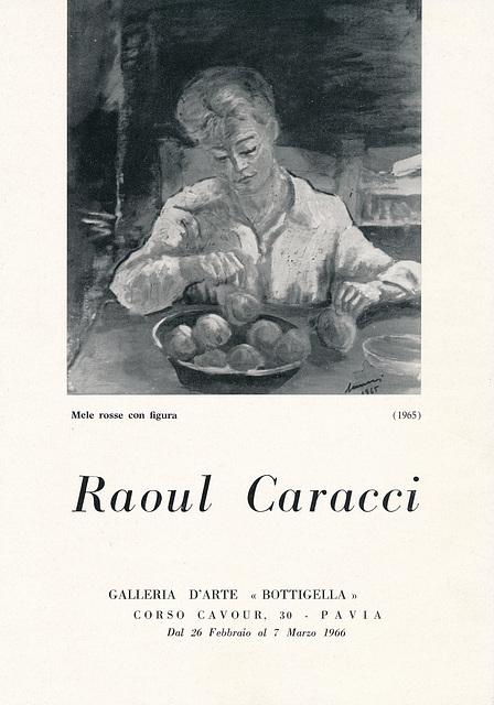 Raoul Mele rosse con figura Nora coi pom