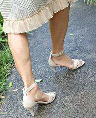 wife in heels