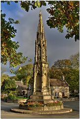Ilam Cross, Staffordshire