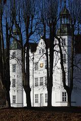Südost-Fassade Schloss Ahrensburg