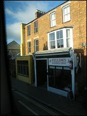 Fellows barber shop