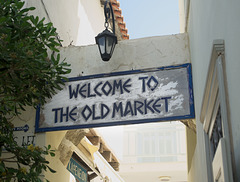 Welcome to the Old Market