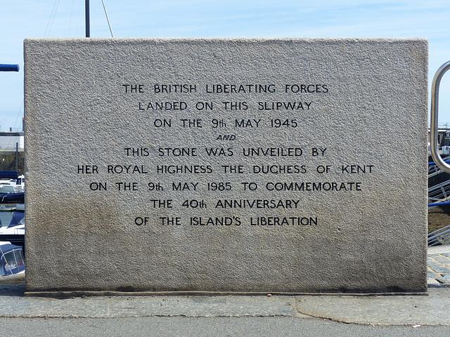 Memorial to Liberation - 30 May 2015
