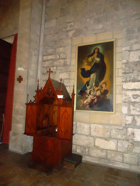 Valencia: iglesia de Santa Catalina 3