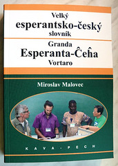 M.Malovec - Granda Esperanta-Ĉeĥa Vortaro