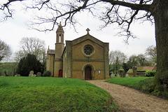 wareside church, herts