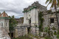 Castillo del Principe / 6 - the entrance