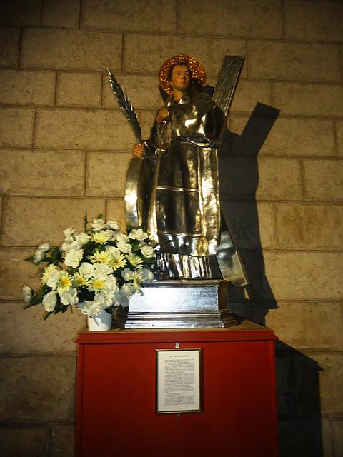 Valencia: iglesia de Santa Catalina 4