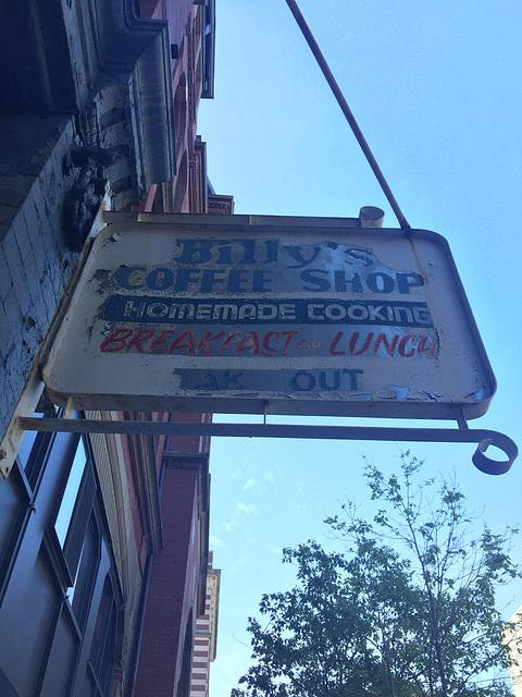 Billy's Sub Shop