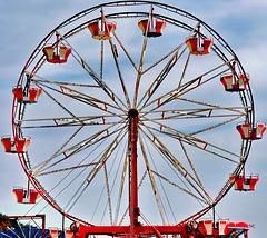 SPC 9/2019 : Wheels - ruota panoramica a Katakolon - 5 v. 9° cl.