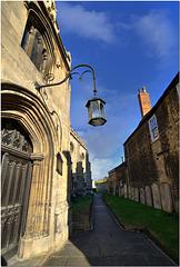 St Martins, Stamford
