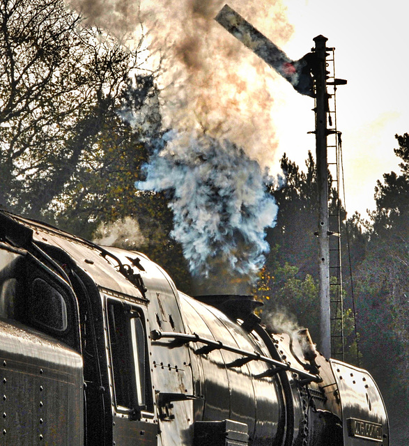 Great Central Railway Rothley Leicestershire 5th November 2016