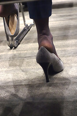 Nine west heels and shoe play