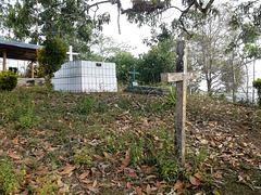 Jardin nicaraguayen de type funéraire