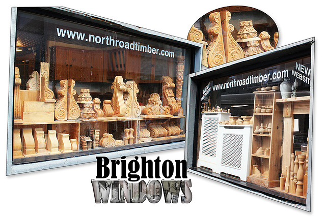 North Road Timber - Brighton windows - 31.3.2015
