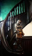 Treppen im Wrangel-Haus
