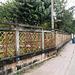 Clôture rouillée / Rusty fence